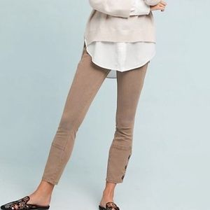 Anthropologie By Anthropologie Ankle Button